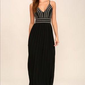 Lulus Glamorous Gala Dress